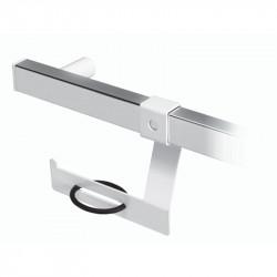 Ponte Giulio Stainless Steel Roll Paper Holder