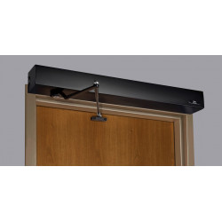 Entrematic HA8-LP Series, Surface Mount Low Energy Ditec Door Operators, Universal Arm w/ Extended Pull Track