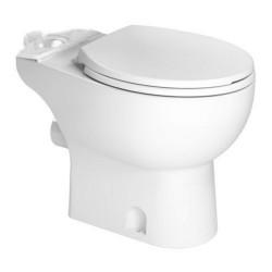 Saniflo 083 Toilet Bowl Round White For Saniaccess2, Saniplus, Sanibest Pro & Saniaccess3 Only