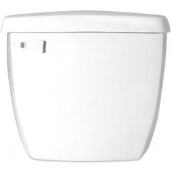 Saniflo 005 Toilet Tank White Insulated Tank W/ Fill & Flush Valves For Saniaccess2, Saniplus, Sanibest Pro & Saniaccess3 Only