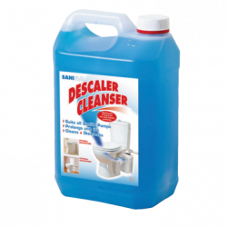 Saniflo 052 Descaler Concentrated Solution For Optimum Cleaning Power