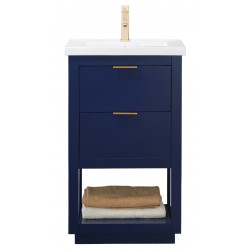 Design Element S04 Klein Single Sink Vanity