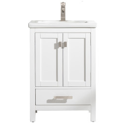 Design Element V01 Valentino Single Sink Vanity