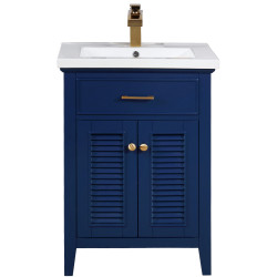 Design Element S09 Cameron Single Sink Vanity
