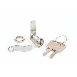 CCL C1091A Mini Cam Lock, Finish- Clear Electro-Coated