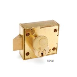 CCL 1548 Enclosure Lock,Brass Latch Bolt