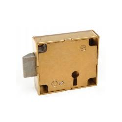 CCL 02612 R357SGS Series Warded Enclosure Lock, w/1 Short Key