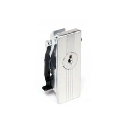 CCL 15867 Series, Dull Chrome, Enclosure Lock