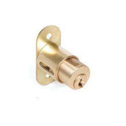 "CCL 2290 Series, Length- 7/8"",Sliding Door Lock"