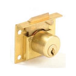 "CCL 666 1/2 Drawer Lock, Latch Bolt, Length-7/8"""