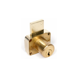 "CCL 738 Drawer Lock, Length- 1-1/8"""
