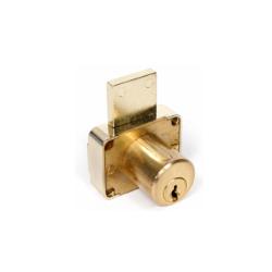 """CCL 738 Drawer Lock, Length- 3/4"""", Keyway- R1"""