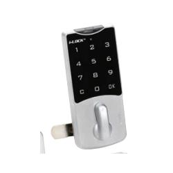 CCl E902 i-LOCK, Keypad Cam Lock, 12-Button, Standard Mode - Die-Cast/Silver