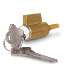 FHI K001 Solid Brass Cylinder For Knob, Lever & Deadbolt