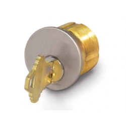 FHI M Solid Brass Mortise Cylinder