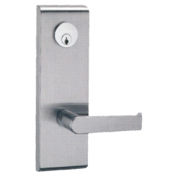 FHI PP312-32D Pull Handle Trim Kit W/ Panic Device, Finish-Stainless Steel