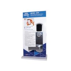 PDQ Smart-STP DISP 6EWSP 6EWS-STP Series Heavy Duty Exit Device Trim