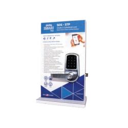 PDQ Smart-STP DISP SDSP SDS-STP Series Cylindrical, Grade 2