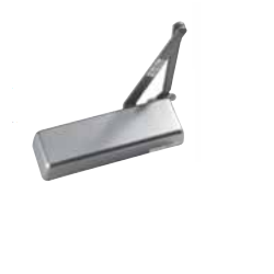 PDQ 7101 BC 7100 Serise Door Closer, Size- BF-6 Non-Delayed Action, Track Arm, Full Cover, (SNB for Closer Body Relay)