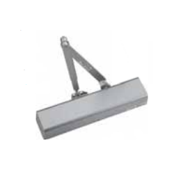 PDQ 5101 BC PA 5100 Serise Door Closer, Non-Delayed Action, Size- 1-6, Full Cover, SNB (Tri-pack)