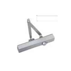 PDQ 5301 BC PA 5300 Serise Door Closer, Non-Delayed Action, Size- BF-6, Streamline Cover, SNB (Tri-pack)