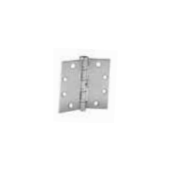 PDQ 35 SS HB 5050 Series, Commercial Hinges, Full Mortise, Feature- Non Removable Pin, Finish-Stain stainless Steel