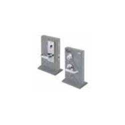 PDQ I02500-10-0 XGT Cylindrical Locks Grade 1, GP and SD Series Grade 2, Finish- Satin Chromium