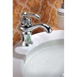 American Imaginations AI-17 CUPC Approved Brass Faucet In Chrome Color