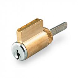 GMS Knob Cylinder with SCF - Schlage F Keyway
