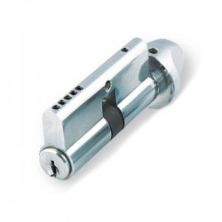 GMS Profile Cylinder with WR - Weiser E Keyway