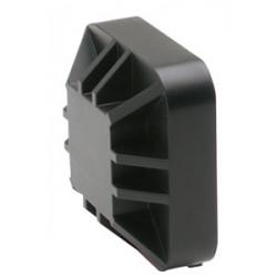 FJM Security HS7010 HitchSafe Black Hitch Cover