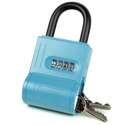 FJM Security SL100W ShurLok Key Storage Lock Box- Blue