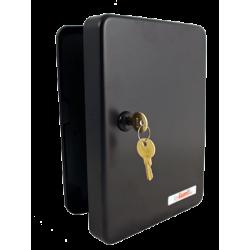 FJM Security SL9122K KeyGuard Key Cabinet - 122 Hook