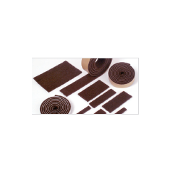 Expended Technologies 0 Protective Felt Strips, Color-Brown