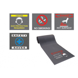 Expended Technologies MT Safety Mats by Impressed Image™