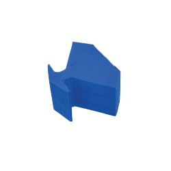 Expended Technologies 16064 Door Wedges, Color- Blue