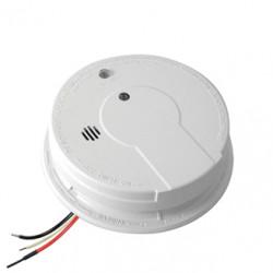 Kidde i2040 AC Hardwired Interconnect Smoke Alarm with Hush