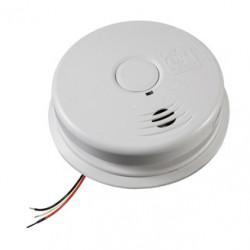 Kidde i1201 Worry-Free Hardwired Interconnect Smoke Alarm Sealed Lithium Battery Backup