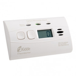Kidde C30D Sealed Lithium Battery Power Carbon Monoxide Alarm with Digital Display