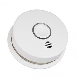 Kidde P4010DC Wire-Free Interconnected Battery Powered Combination Smoke and Carbon Monoxide Alarm