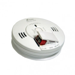 Kidde KN-CODE Battery Operated Combination Carbon Monoxide & Photoelectric Smoke Alarm