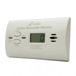 Kidde KN-COU Ultra-Sensitive Battery Powered Carbon Monoxide Monitor