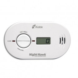 Kidde KN-COPP-B Nighthawk Carbon Monoxide Alarm with Digital Display