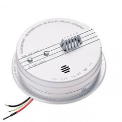 Kidde HD135 Auxilary Devices 135° Heat Detector - 120V AC w/9V backup