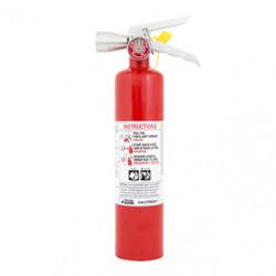 Kidde PROPLUSH ProPlus 2.5 H Halotron Fire Extinguisher 466727