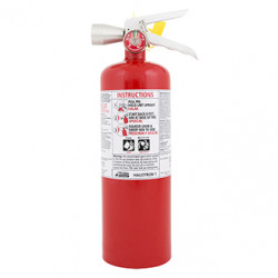 Kidde PROPLUS5H ProPlus 5 H Halotron Fire Extinguisher 466728