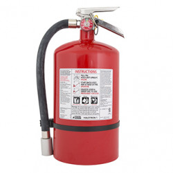 Kidde PROPLUS10H ProPlus 11 H Halotron Fire Extinguisher 466729