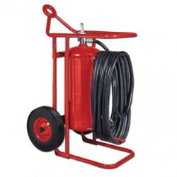 Kidde CF-50 Wheeled Extinguisher 50lb ABC Dry Chemical 466504