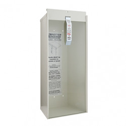 Kidde 468041 Fire Extinguishers Cabinets Surface