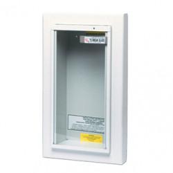 Kidde 468044 Fire Extinguishers Cabinets Semi Recessed